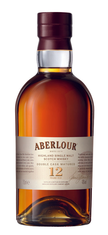 Aberlour 12 Year Single Malt Scotch Whiskey