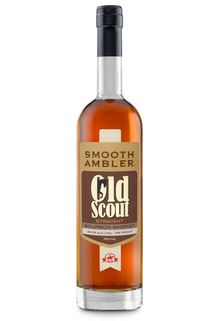 Smooth Ambler Old Scout 49.5% Straight Bourbon