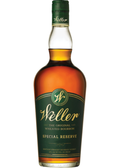 W. L. Weller Special Reserve Bourbon Whiskey 750mL