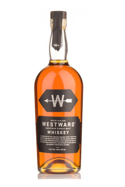 Westward American Whiskey