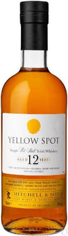 Yellow Spot Pot Still 12 Year Old Irish Whiskey