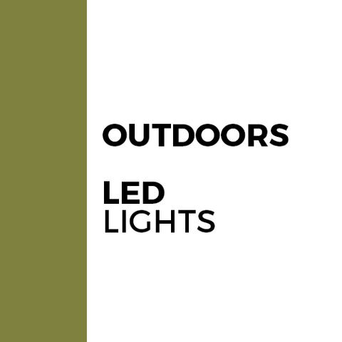Outdoors & LED Lights