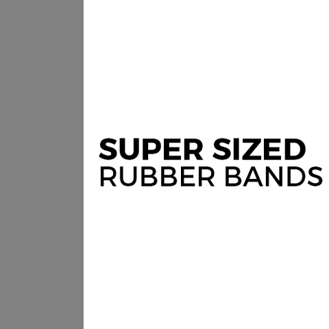 Super Sized Rubber Bands
