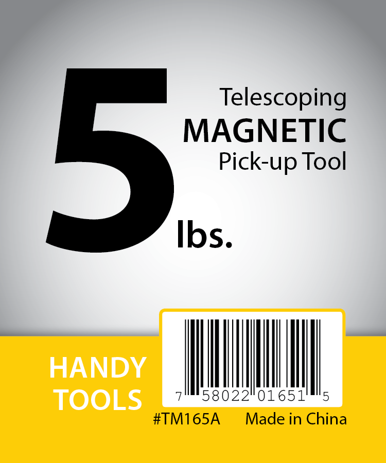 5 lbs. Telescoping Magnet (20 pc Display)