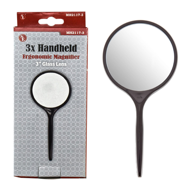"3"" Ergonomic Handle Magnifier (1 pc)"