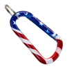 USA Carabiner - 80 mm (36 pc Display)