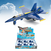 U.S. Navy F/A-18 Hornet - Blue Angels (6 pc DISPLAY)