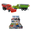 Snow Plow Dump Truck (12 pc DISPLAY)