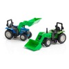 Farm Tractors with Scoop (12 pc DISPLAY)