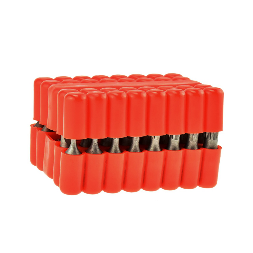 33 pc Tamperproof Security Bit Set (6 pc Clip Strip)