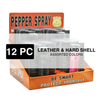 Pepper Spray Display Assortment (12 pc Display)