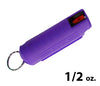 Pepper Spray Hard Case - Purple (1 pc)