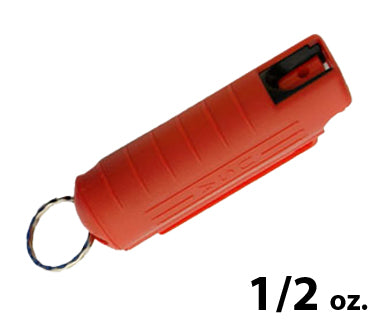 Pepper Spray Hard Case - Red (1 pc)