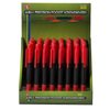 4-in-1 Precision Pen Type Screwdriver (RED) (24 pc Display)