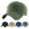 Tactical American Flag Ball Cap (6 pc Clip Strip)