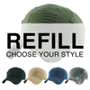 Tactical American Flag Ball Cap (1 pc Refill)