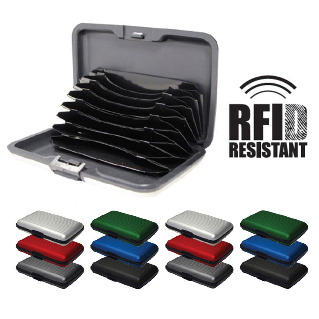 RFID Blocking Credit Card Wallet (12 pc DISPLAY)