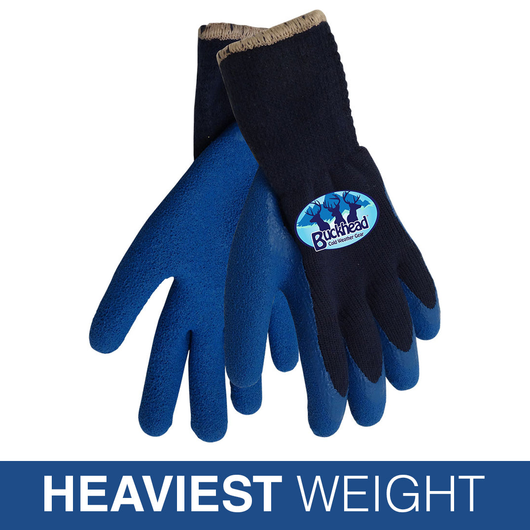 Cold Weather Work Gloves  (6 PAIRS)