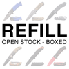 $11.99 Knives - Open Stock & Refills (1 pc)