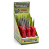 6-in-1 Screwdriver (12 pc Display)