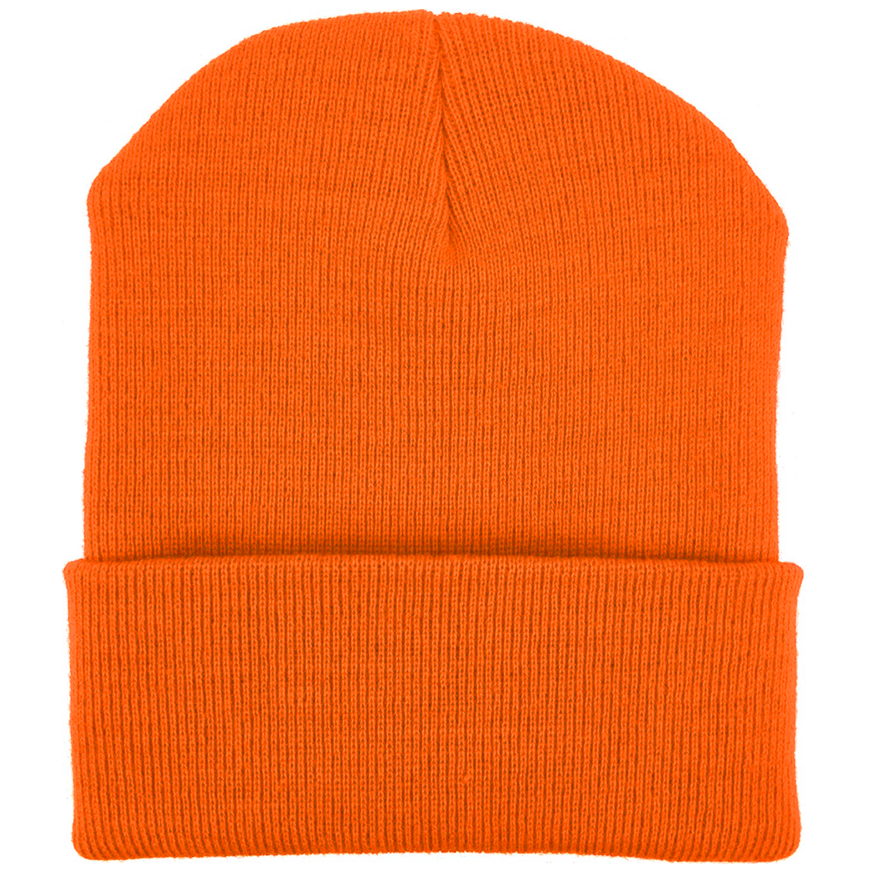 Safety Long Knit Winter Beanie (1 pc REFILL)