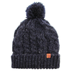 POMPOM - Wool Blend Winter Beanie (6 pc Clip Strip)