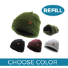 Sherpa Lined - Premium Knit Winter Cap (1 pc REFILL)