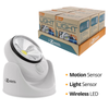 120 Lumens Wireless Safety Light with Motion & Light Sensor (6 pc DISPLAY)