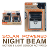 160 Lumens Solar Powered Motion & Light Sensor (12 pc DISPLAY)
