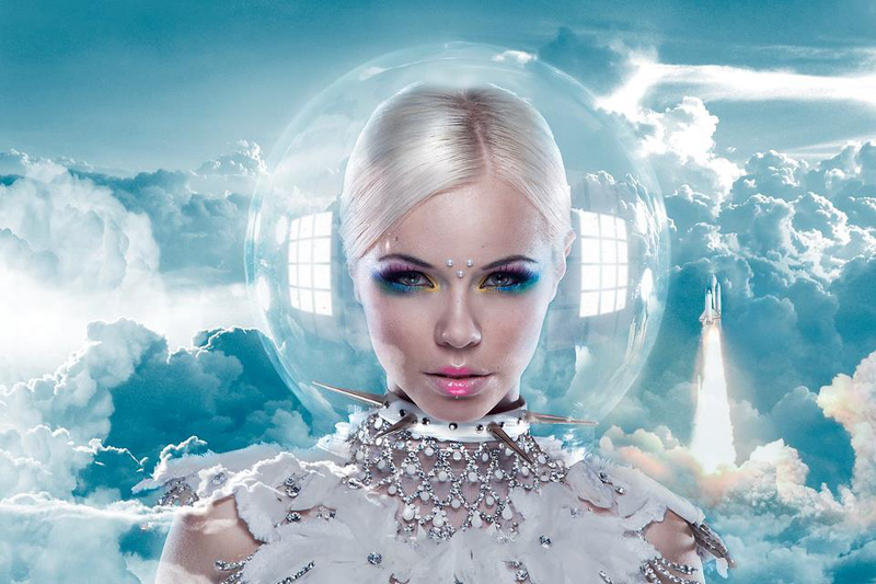 WORLD FAMOUS MUSICIAN KERLI LOVES RICH!