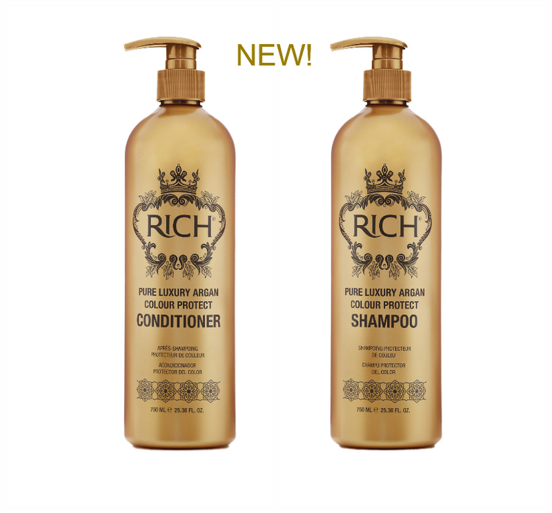 GREAT NEWS! YOUR FAVOURITE SHAMPOO & CONDITIONER IN FAMILY SIZE!