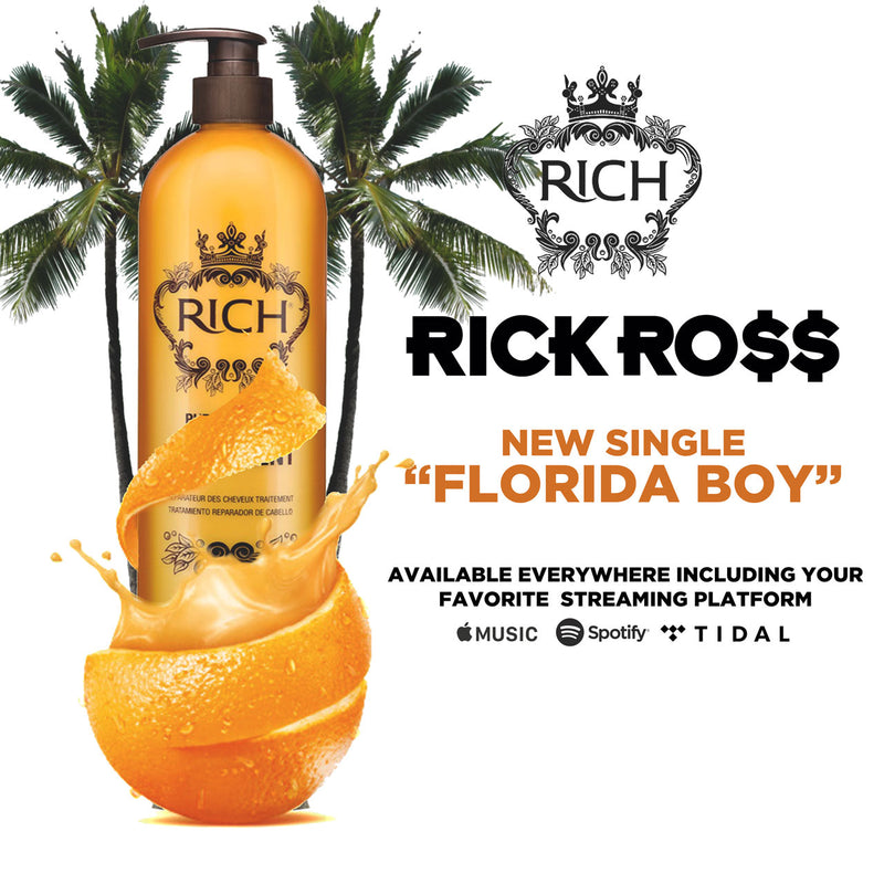 NEW SINGLE FROM RICK ROSS