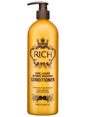 RICH DETANGLING HAIRBRUSH - Golden