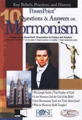 10 Questions & Answers on Mormonism: PowerPoint CD-ROM-Christian Books-SonGear Marketplace-SonGear
