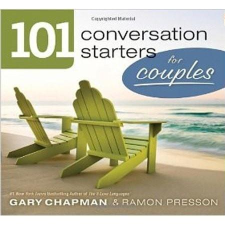 101 Conversation Starters for Couples-Christian Books-SonGear Marketplace-SonGear
