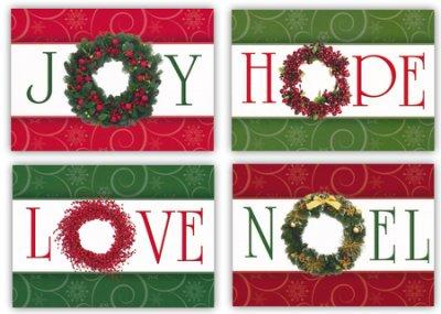 Heavenly Gifts, Box of 12 Christmas Cards (NIV)