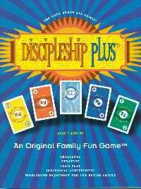 Game-Discipleship Plus (2-6 Players)