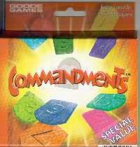 Game-Commandments (2-10 Player)