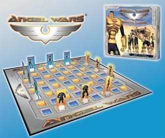 Game-Angel Wars Strategy Board Game