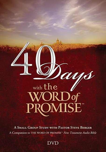 DVD-40 Days With The Word of Promise Pack