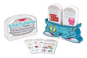 Game-Smarty Pants: 5th Grade Card Set (Ages 10+)