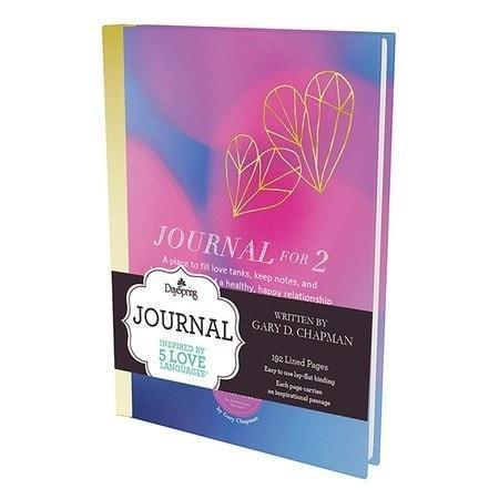 5 Love Languages Journal-Christian Journals-SonGear Marketplace-SonGear