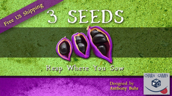 Game-3 Seeds: Reap Where You Sow