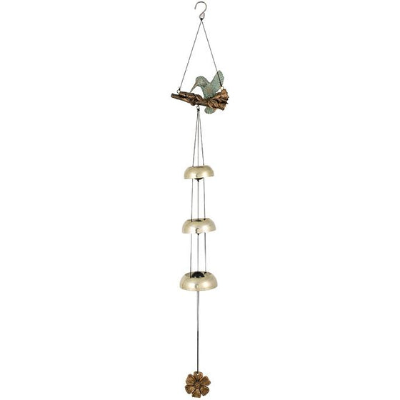 Wind Chime-Canopies-Triple Bell Hummingbird (22')