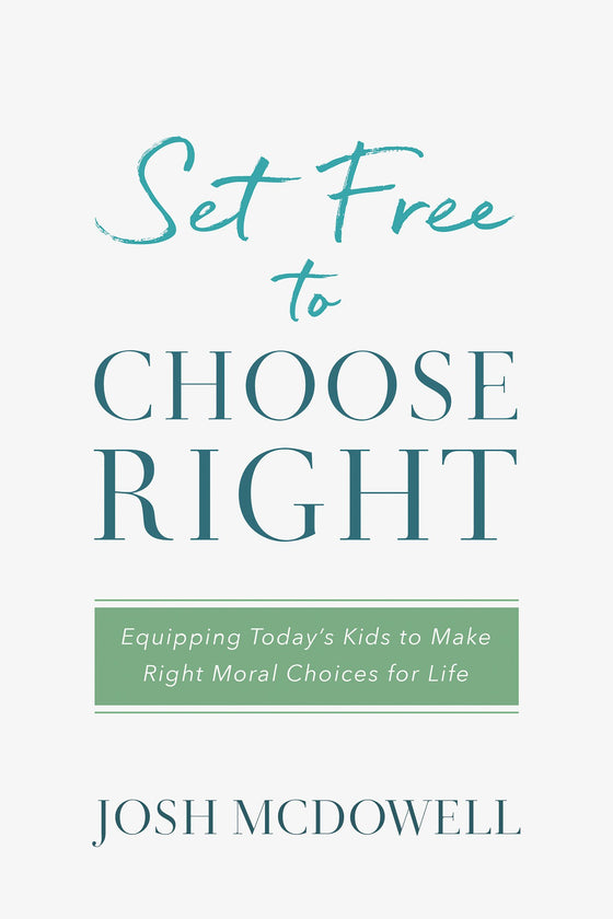 Set Free To Choose Right (Feb 2018)