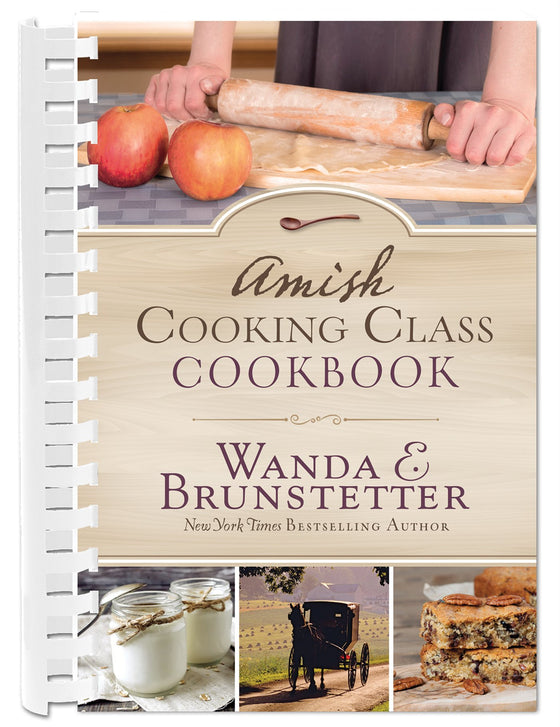 The Amish Cooking Class Cookbook (Feb 2018)