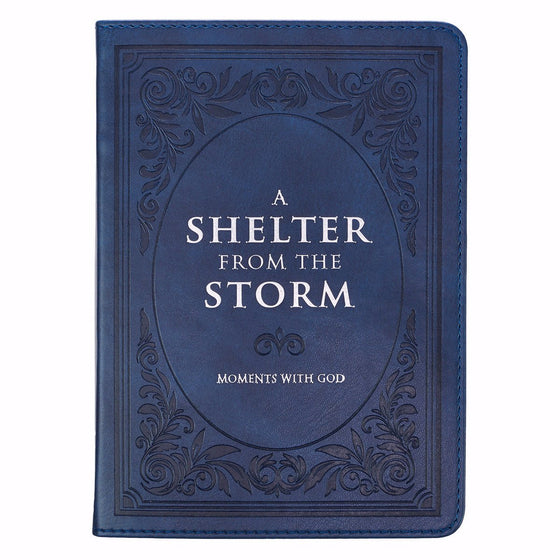 Shelter From The Storm: Moments With God (Oct)