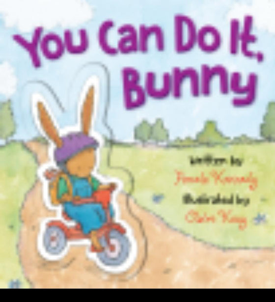 You Can Do It  Bunny (Jan 2018)