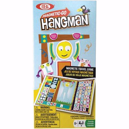 Game-Magnetic-Go Hangman (Ages 5+)