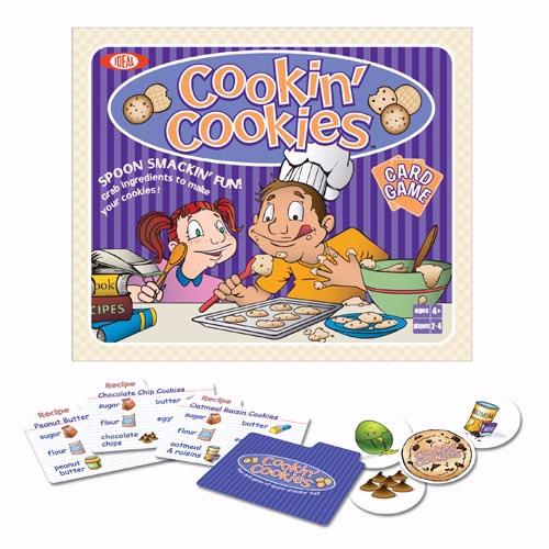 Game-Cookin' Cookies (Ages 4+)